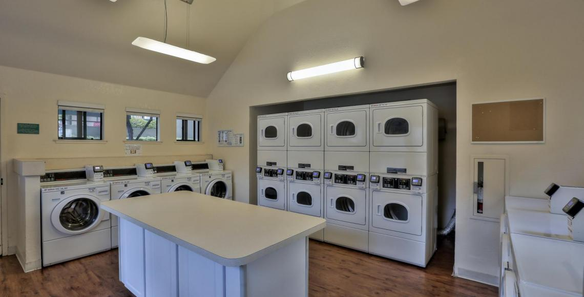 Common Area, Laundry Room
